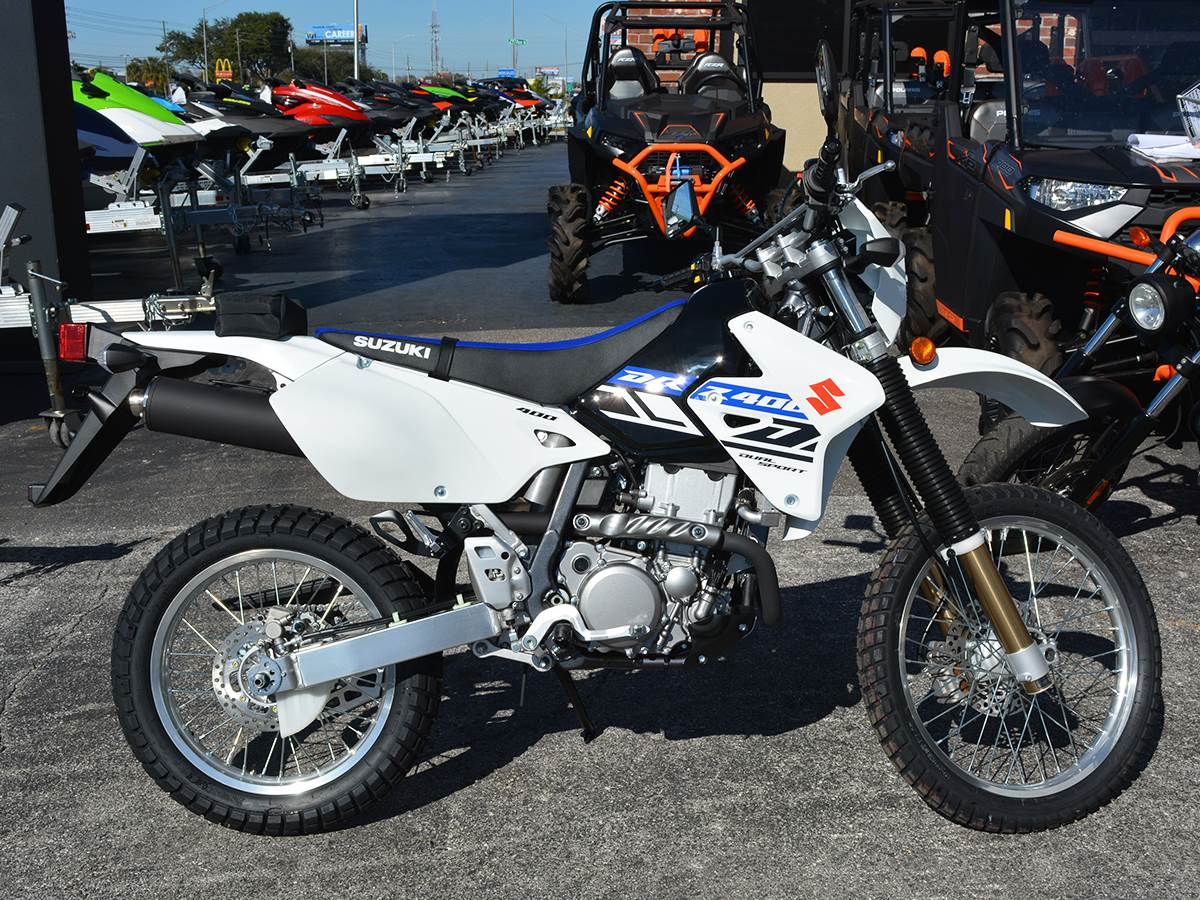 2019 Suzuki DR-Z400S in Clearwater, Florida - Photo 7