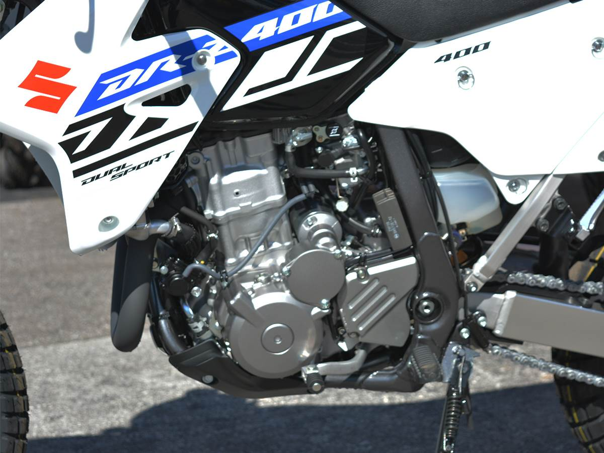 2019 Suzuki DR-Z400S in Clearwater, Florida - Photo 14