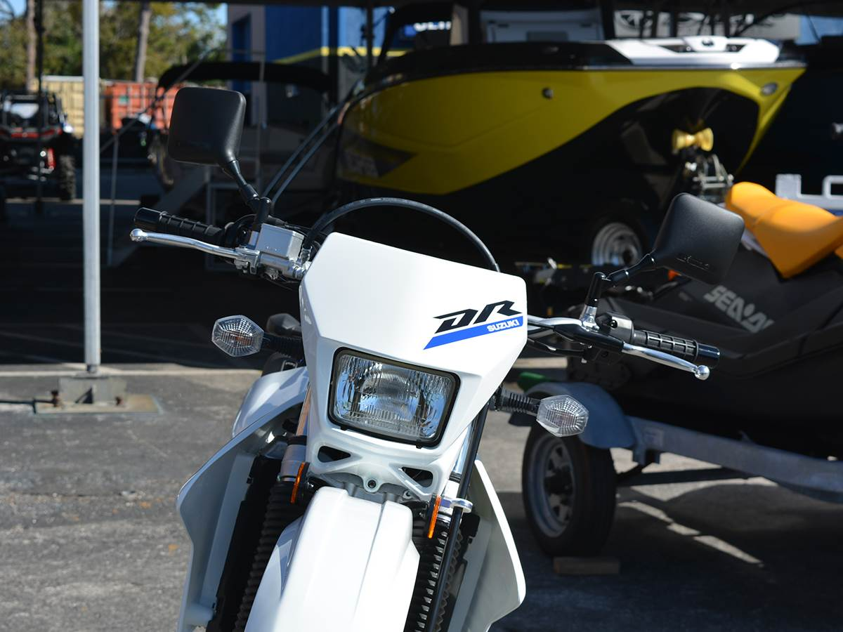 2019 Suzuki DR-Z400S in Clearwater, Florida - Photo 16