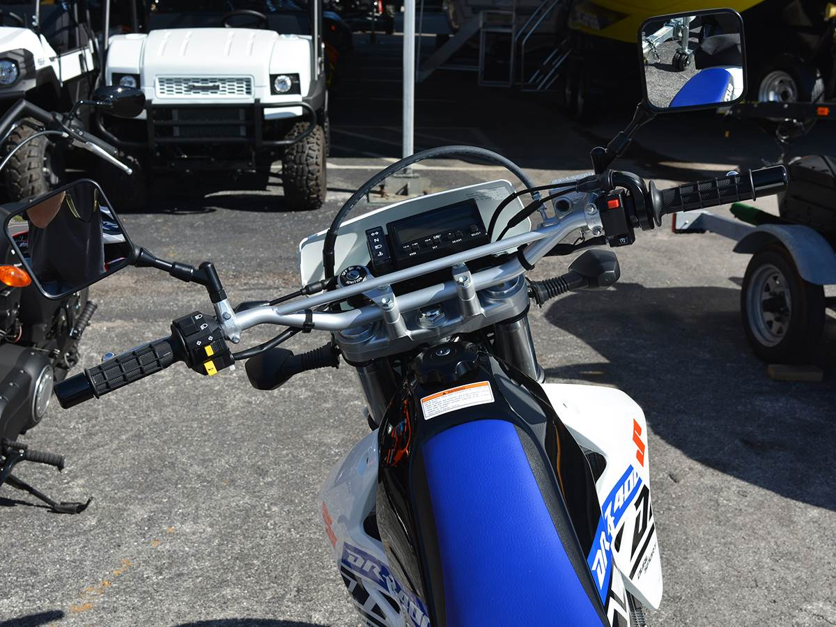 2019 Suzuki DR-Z400S in Clearwater, Florida - Photo 18