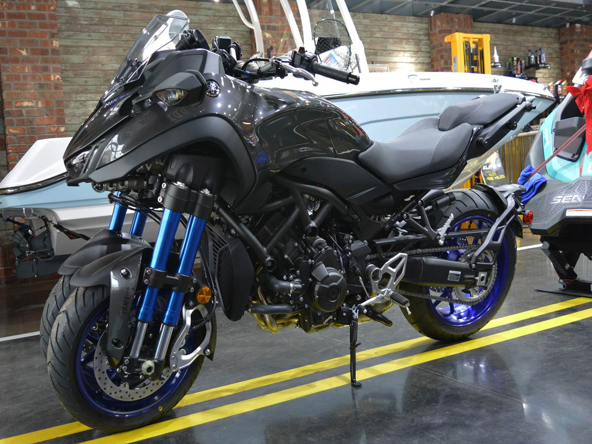New 2019 Yamaha Niken Motorcycles In Clearwater Fl Stock Number