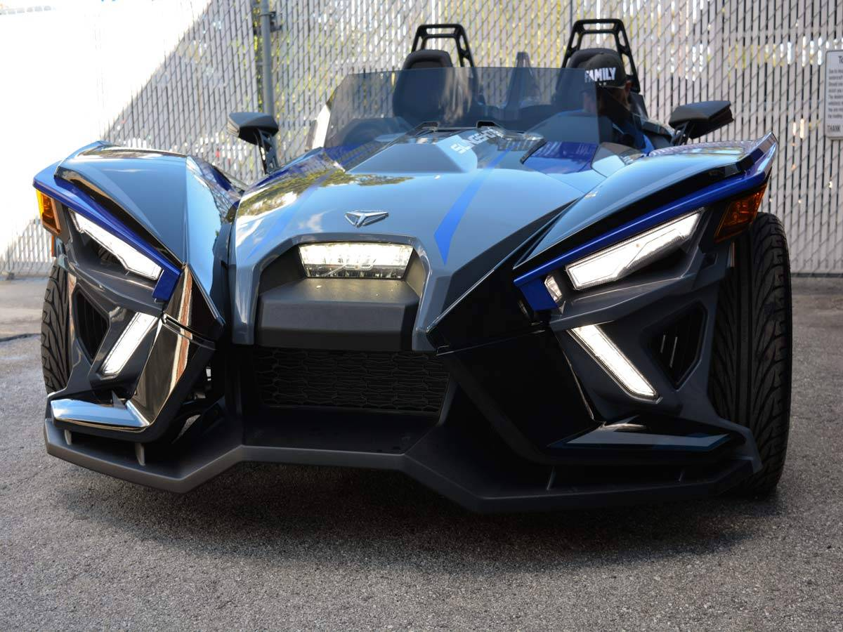 2021 Slingshot R AutoDrive in Clearwater, Florida - Photo 5