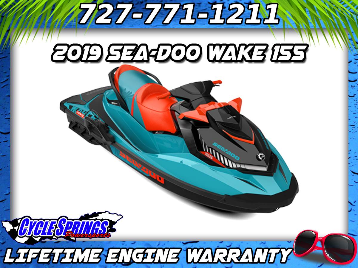 2019 Sea-Doo WAKE 155 iBR for sale 2955