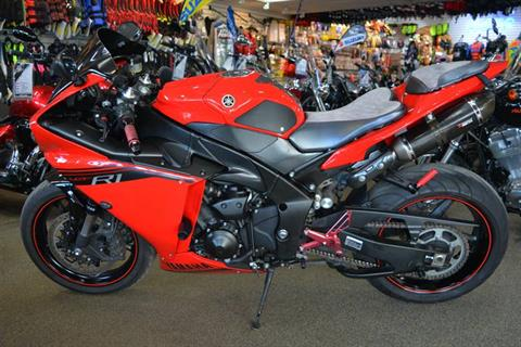 2014 Yamaha YZF-R1 in Clearwater, Florida