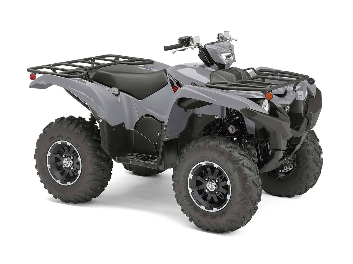 2021 Yamaha Grizzly EPS in Clearwater, Florida - Photo 2