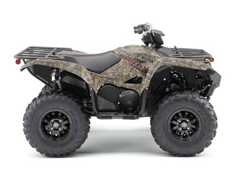 2021 Yamaha Grizzly EPS in Clearwater, Florida - Photo 4