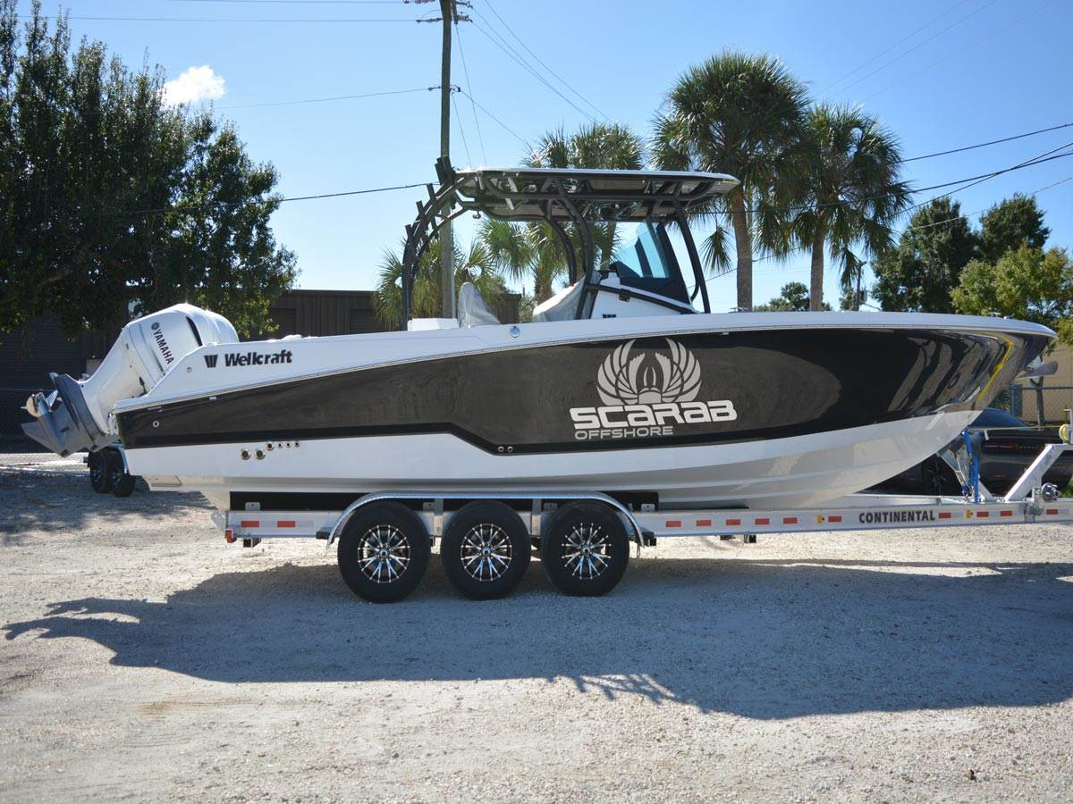 2020 Wellcraft 302 FISHERMAN in Clearwater, Florida - Photo 2