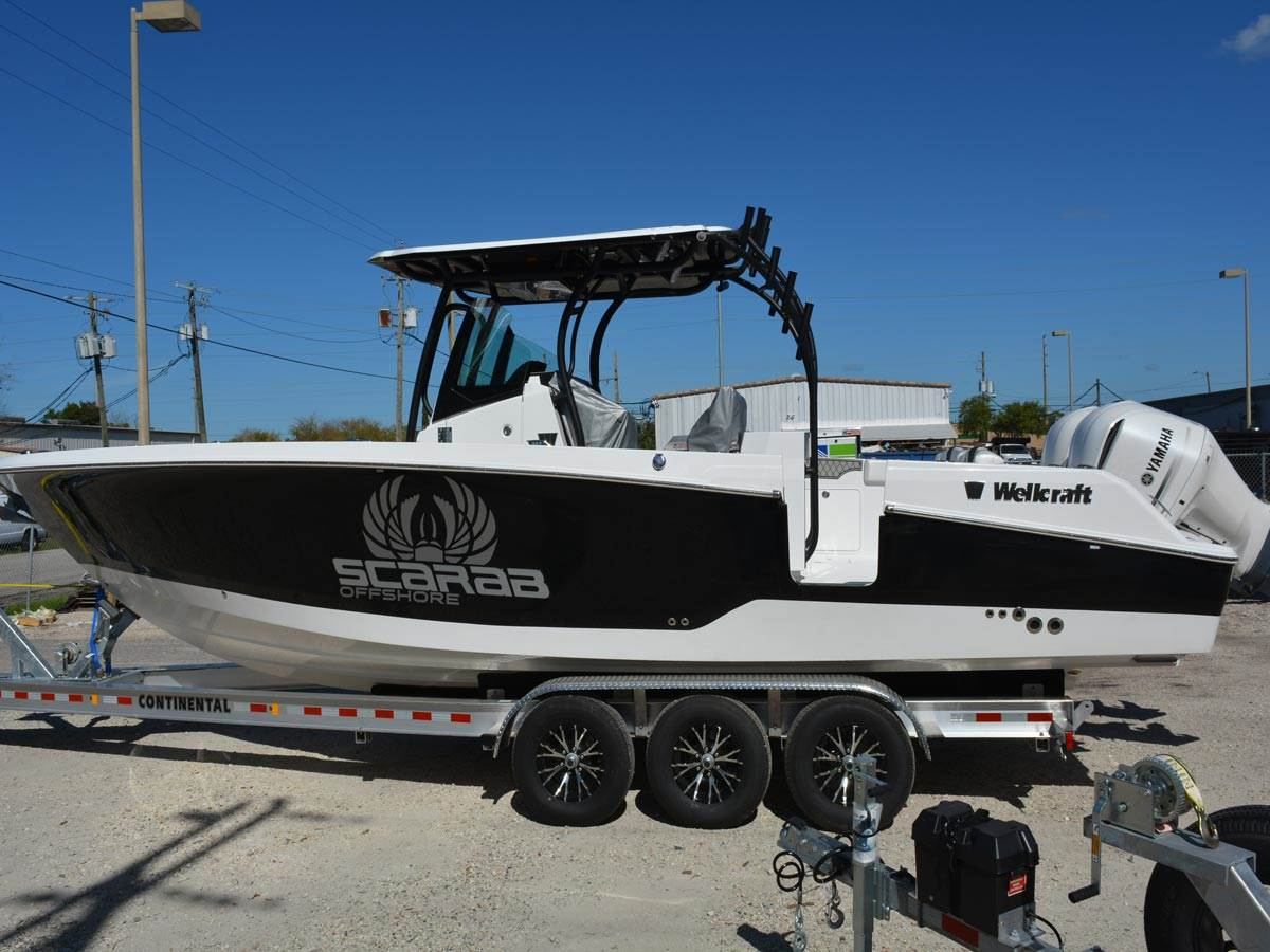 2020 Wellcraft 302 FISHERMAN in Clearwater, Florida - Photo 4