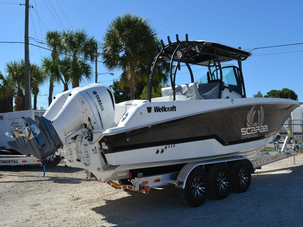 2020 Wellcraft 302 FISHERMAN in Clearwater, Florida - Photo 11