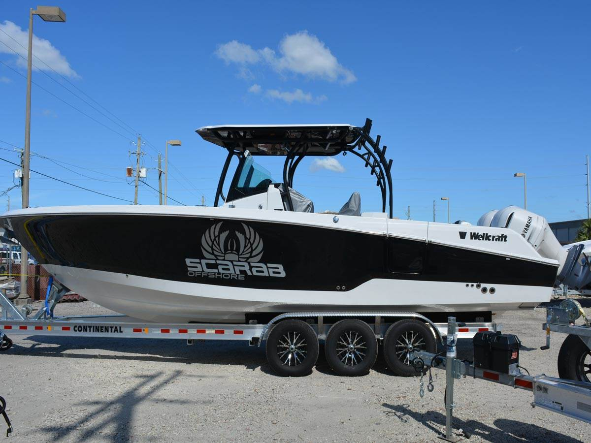 2020 Wellcraft 302 FISHERMAN in Clearwater, Florida - Photo 16