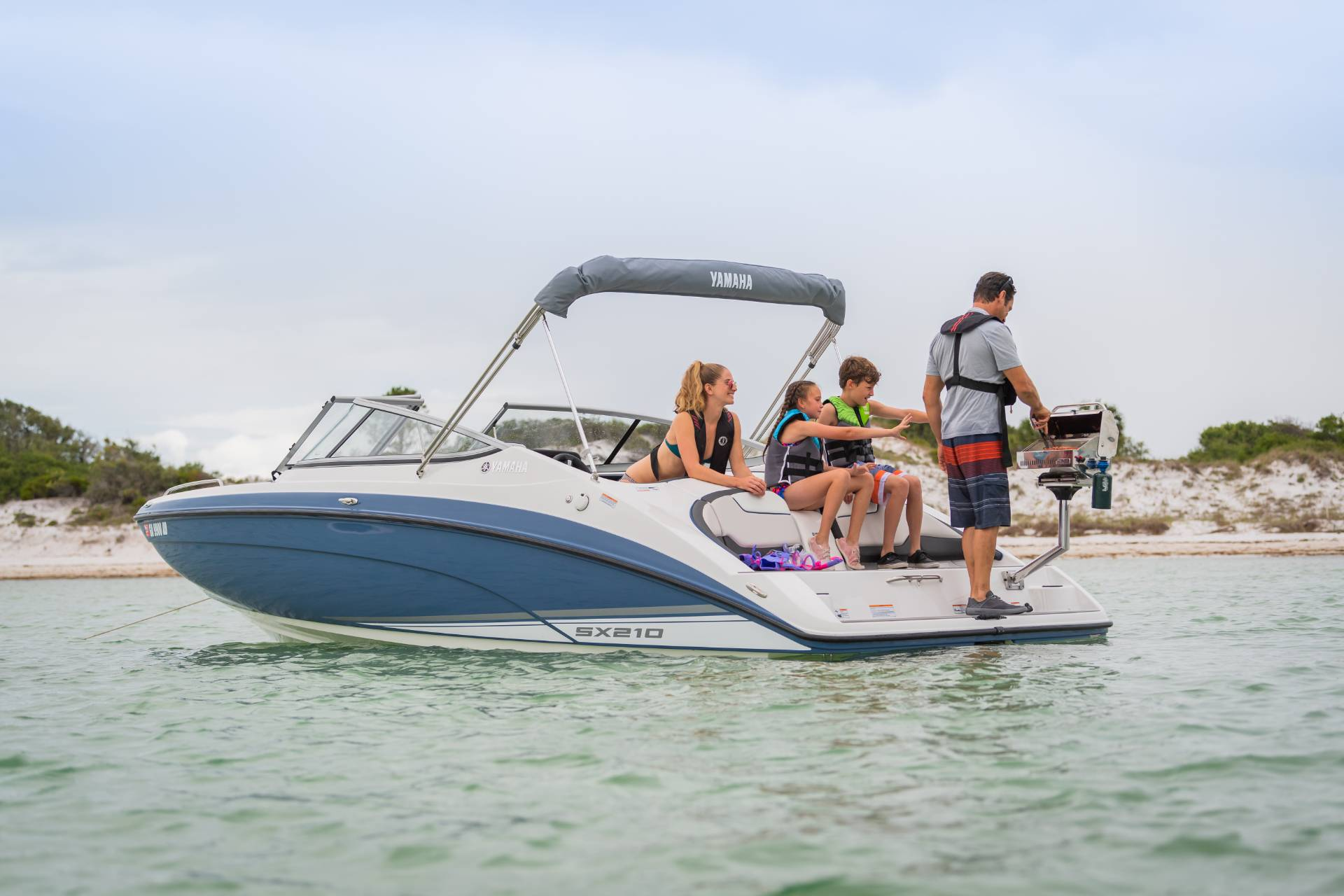 2019 Yamaha SX210 in Clearwater, Florida - Photo 14