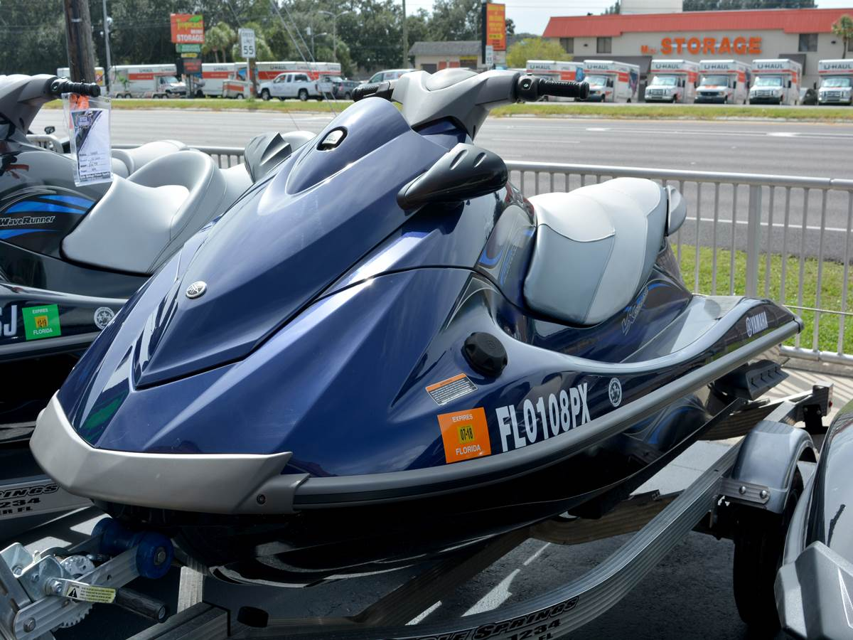 2014 Yamaha VX Deluxe for sale 16728