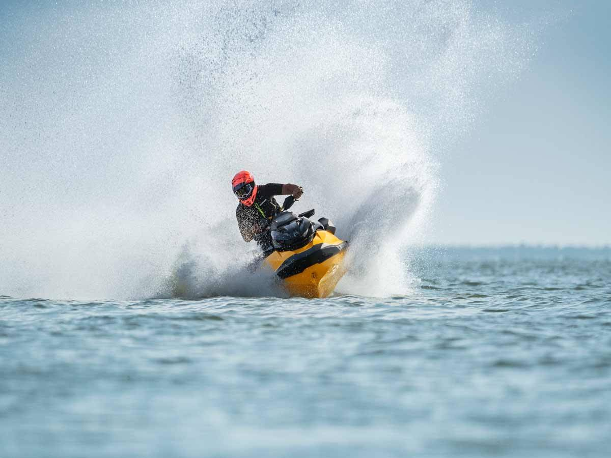 2021 Sea-Doo RXP-X 300 in Clearwater, Florida - Photo 5