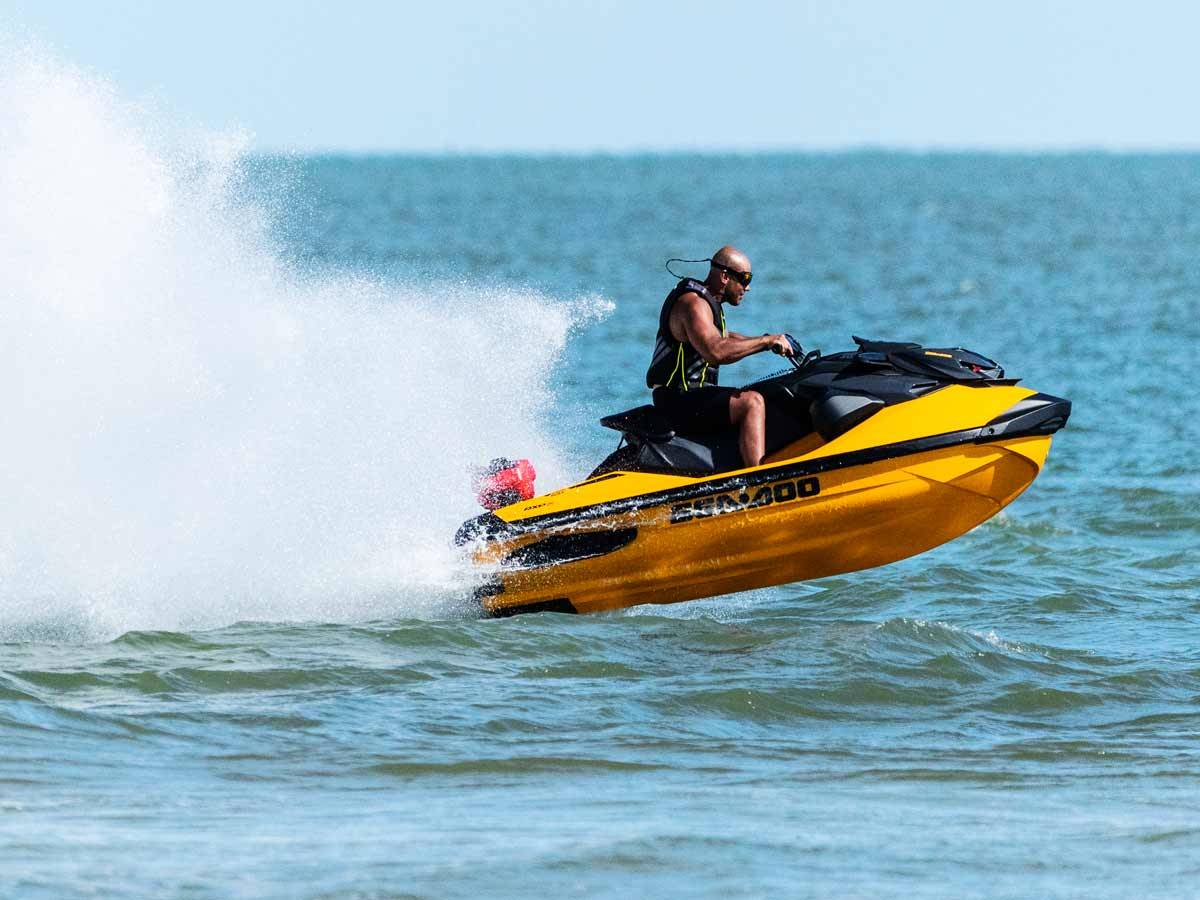 2021 Sea-Doo RXP-X 300 in Clearwater, Florida - Photo 1