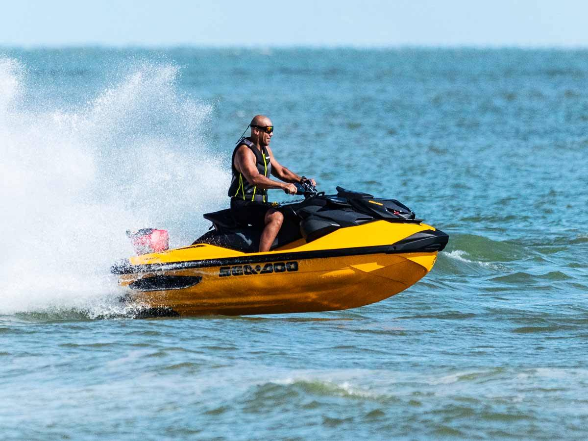2021 Sea-Doo RXP-X 300 in Clearwater, Florida - Photo 6