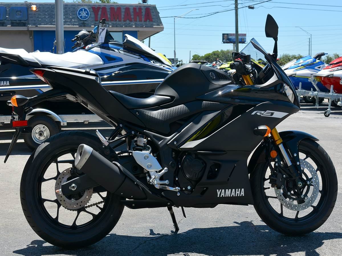 2019 Yamaha YZF-R3 in Clearwater, Florida - Photo 1