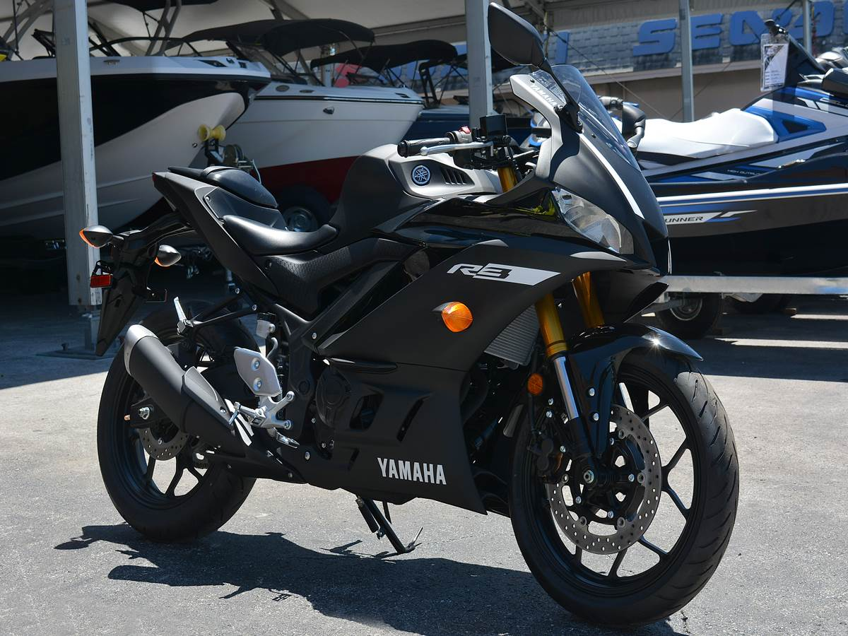 2019 Yamaha YZF-R3 in Clearwater, Florida - Photo 4