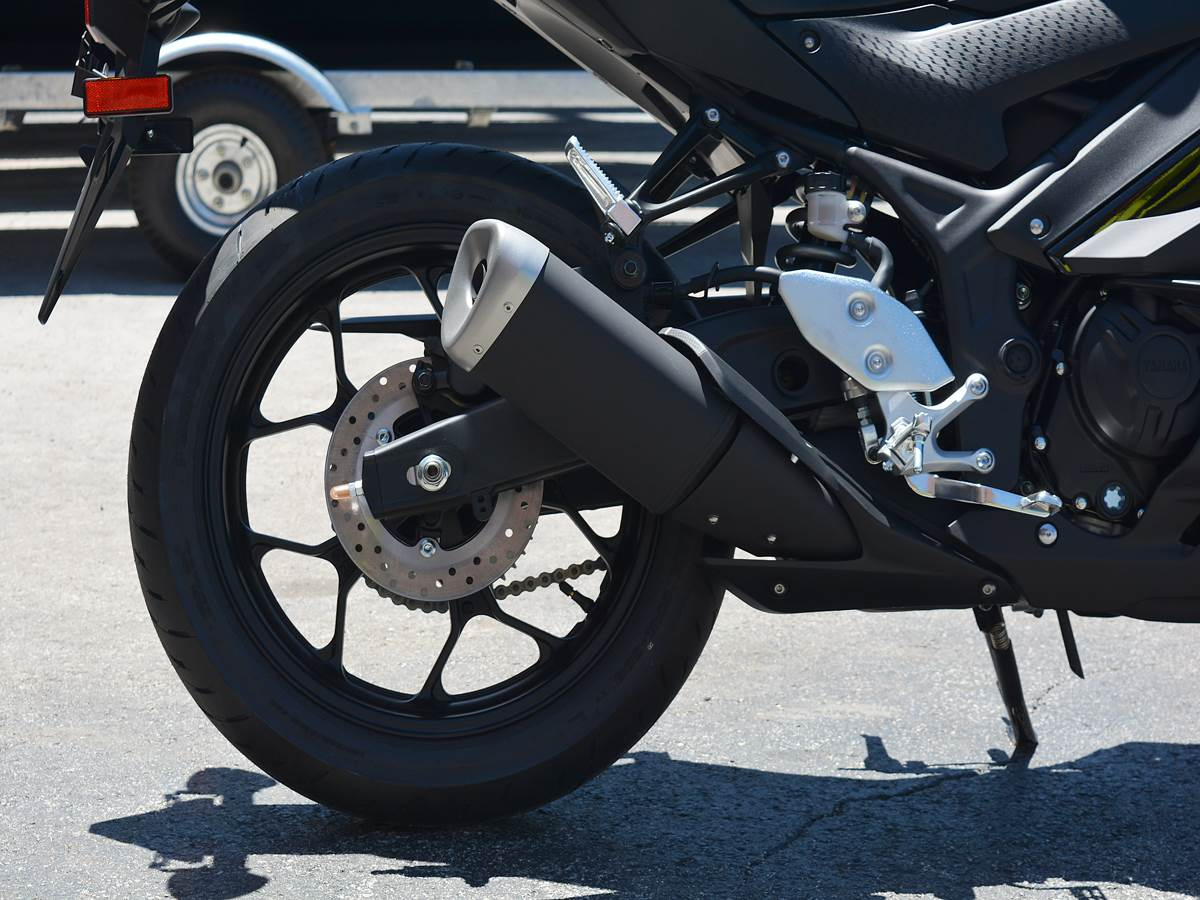 2019 Yamaha YZF-R3 in Clearwater, Florida - Photo 7