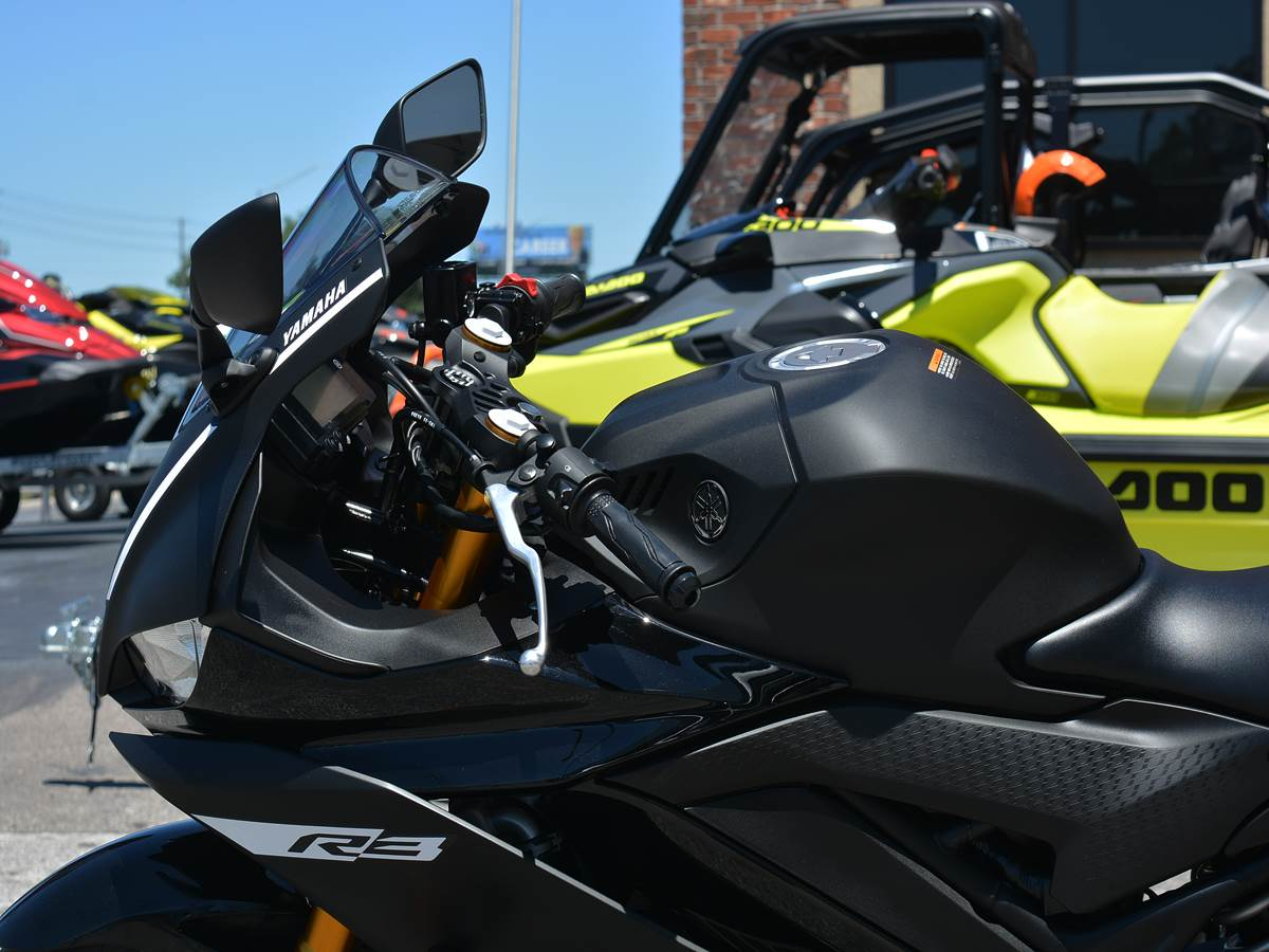 2019 Yamaha YZF-R3 in Clearwater, Florida - Photo 12