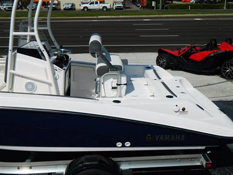 2017 Yamaha 190 FSH Sport in Clearwater, Florida