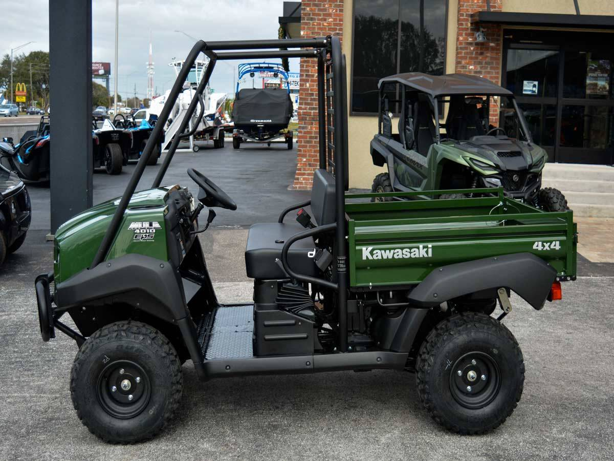 2021 Kawasaki Mule 4010 4x4 in Clearwater, Florida - Photo 1