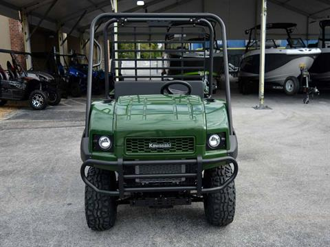 2021 Kawasaki Mule 4010 4x4 in Clearwater, Florida - Photo 5