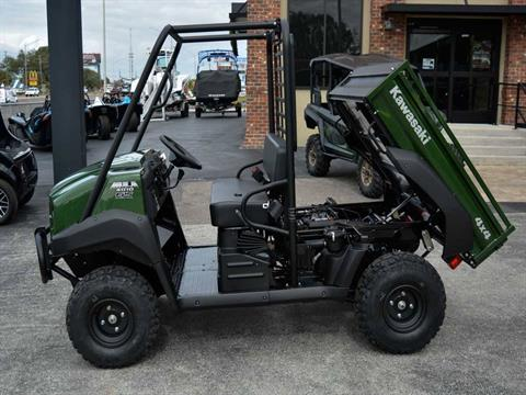 2021 Kawasaki Mule 4010 4x4 in Clearwater, Florida - Photo 4