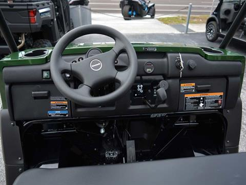 2021 Kawasaki Mule 4010 4x4 in Clearwater, Florida - Photo 12