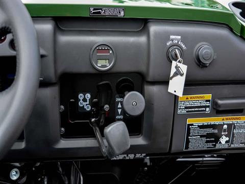 2021 Kawasaki Mule 4010 4x4 in Clearwater, Florida - Photo 14