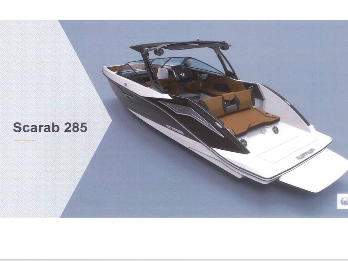 2020 Scarab 285 ID in Clearwater, Florida - Photo 30