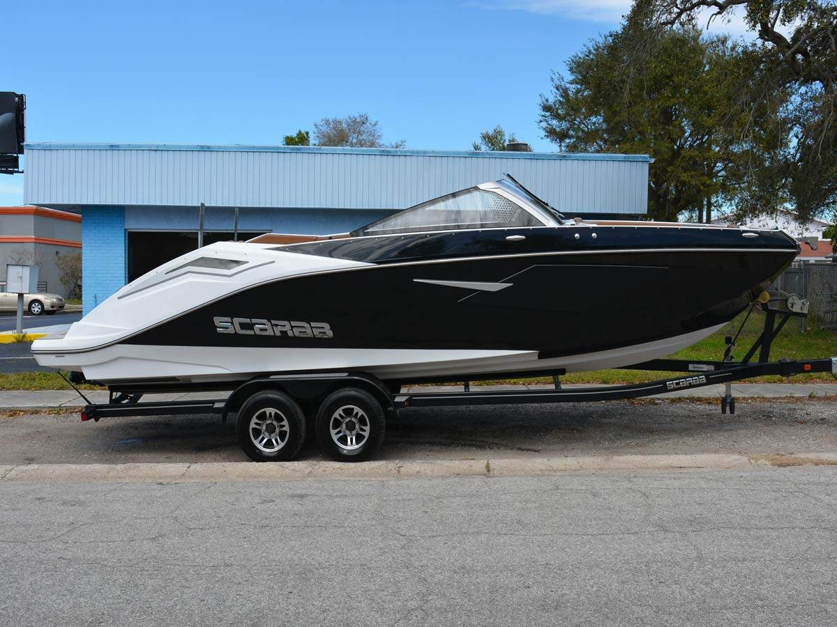 2020 Scarab 285 ID in Clearwater, Florida - Photo 7