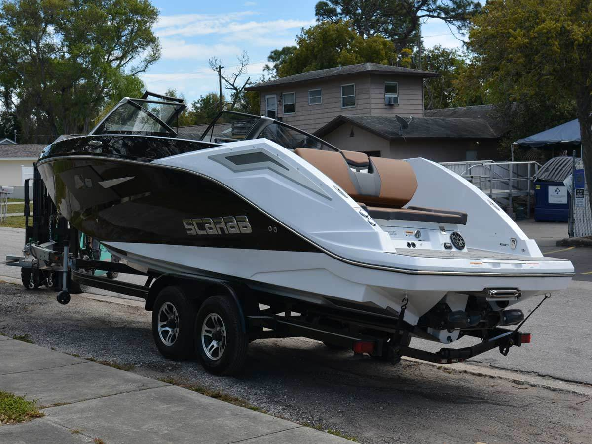 2020 Scarab 285 ID in Clearwater, Florida - Photo 9