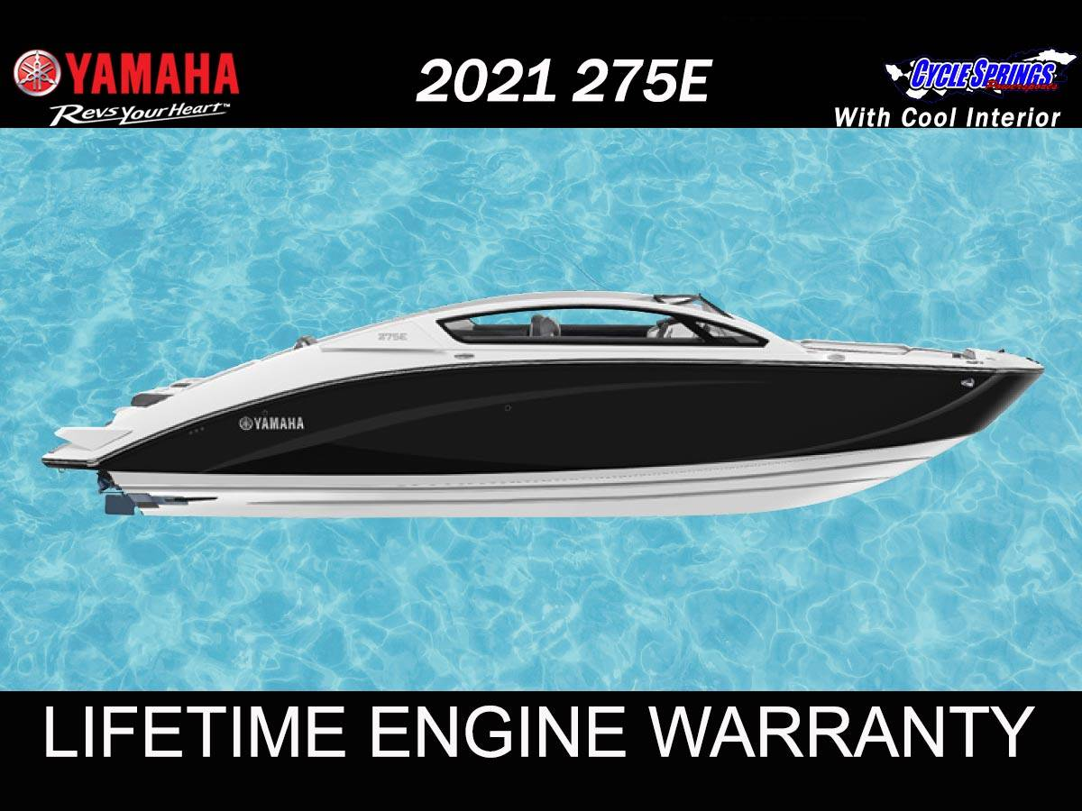 2021 Yamaha 275E in Clearwater, Florida - Photo 1