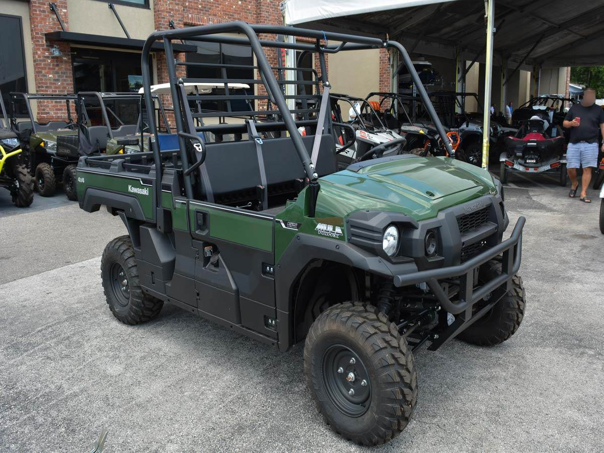 2020 Kawasaki Mule PRO-FX EPS in Clearwater, Florida - Photo 8