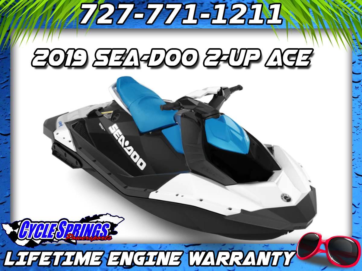 2019 Sea-Doo Spark 2up 900 ACE 1