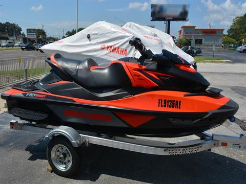 2016 Sea-Doo RXT-X aS 260 in Clearwater, Florida