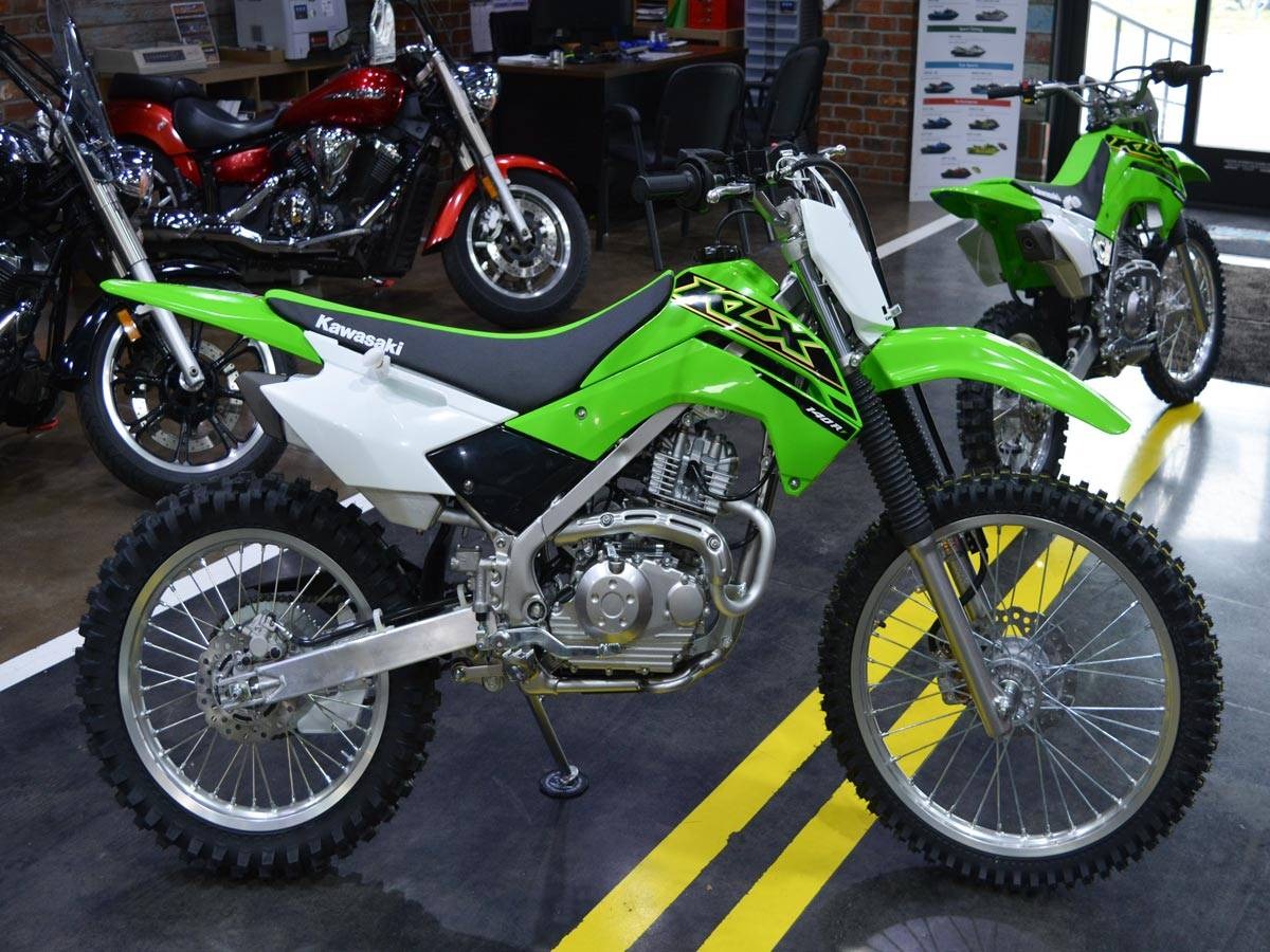 2021 Kawasaki KLX 140R F in Clearwater, Florida - Photo 1