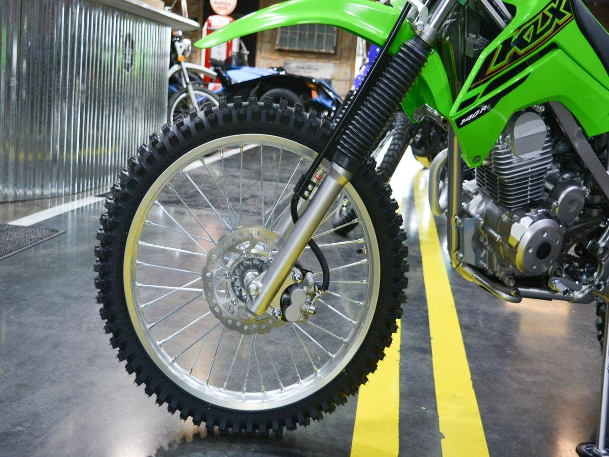 2021 Kawasaki KLX 140R F in Clearwater, Florida - Photo 3