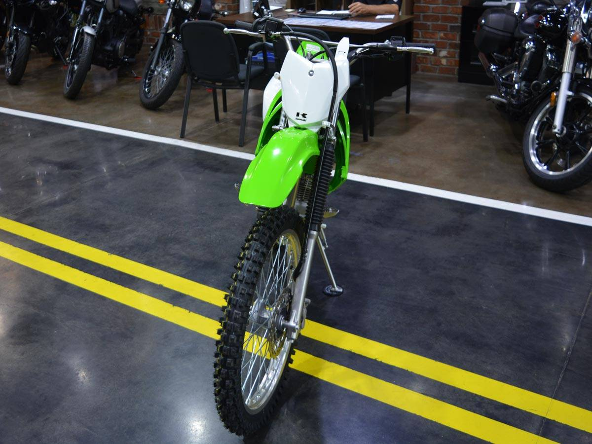 2021 Kawasaki KLX 140R F in Clearwater, Florida - Photo 6