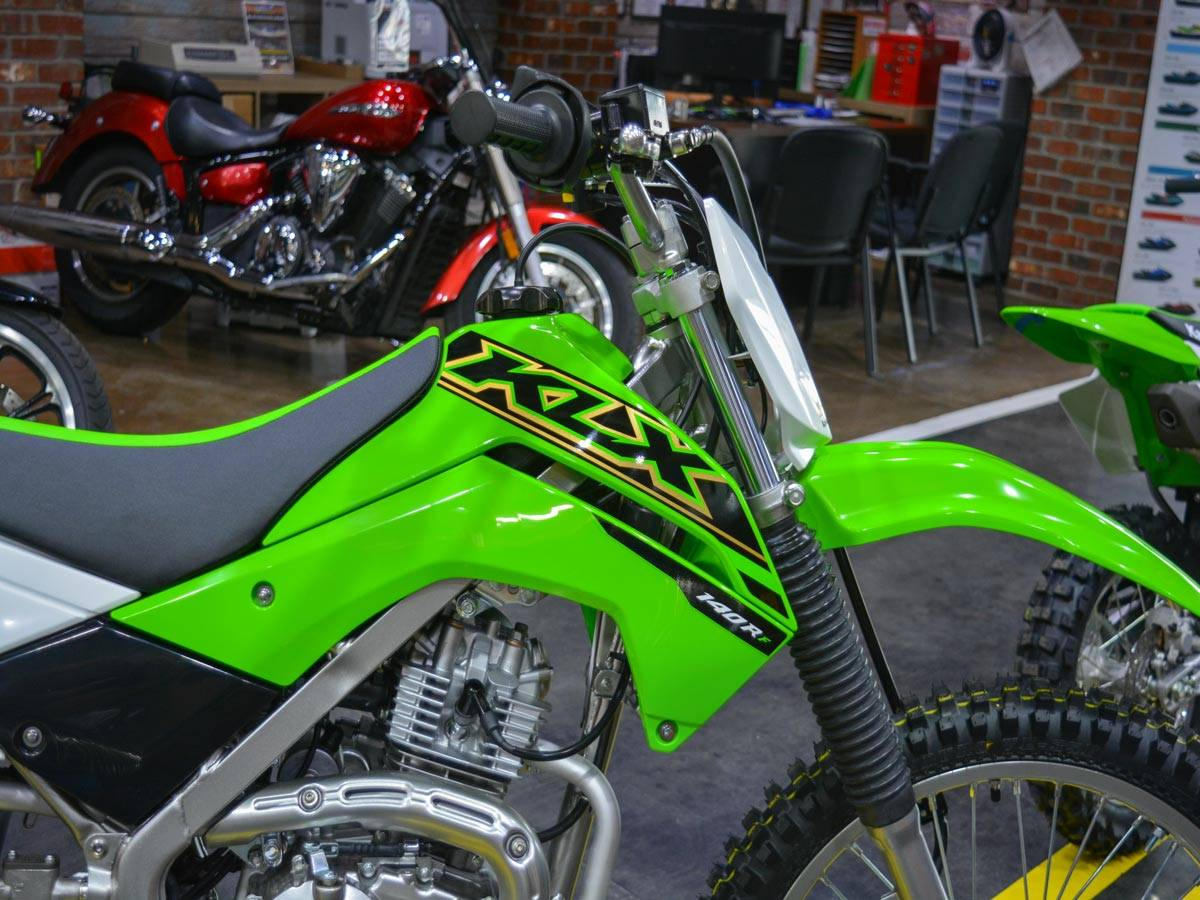 2021 Kawasaki KLX 140R F in Clearwater, Florida - Photo 11