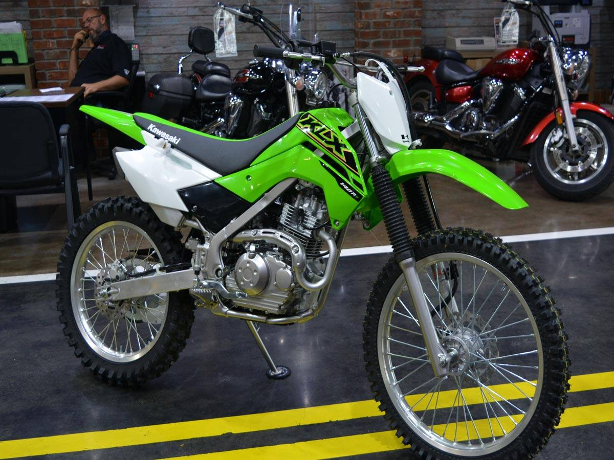 2021 Kawasaki KLX 140R F in Clearwater, Florida - Photo 12