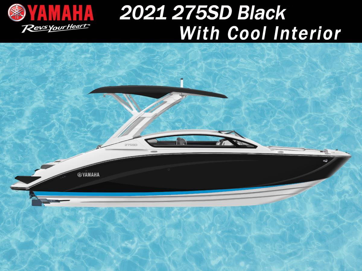 2021 Yamaha 275SD in Clearwater, Florida - Photo 1