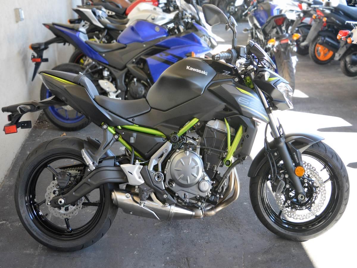 2019 Kawasaki Z650 ABS for sale 3932