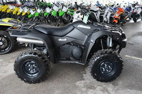 2018 Suzuki KingQuad 500AXi Power Steering Special Edition in Clearwater, Florida
