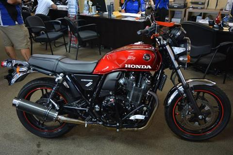 2014 Honda CB1100 DELUXE in Clearwater, Florida