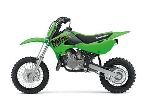 2021 Kawasaki KX 85 in Clearwater, Florida - Photo 4