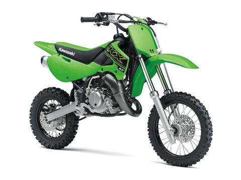 2021 Kawasaki KX 85 in Clearwater, Florida - Photo 2