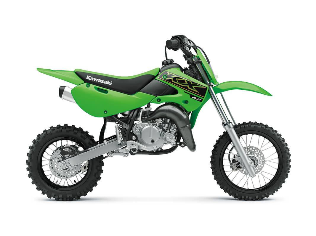 2021 Kawasaki KX 85 in Clearwater, Florida - Photo 1