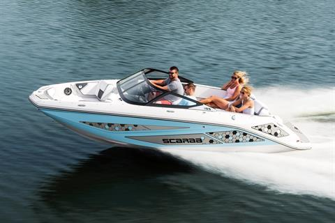 2021 Scarab 195 ID in Clearwater, Florida - Photo 2