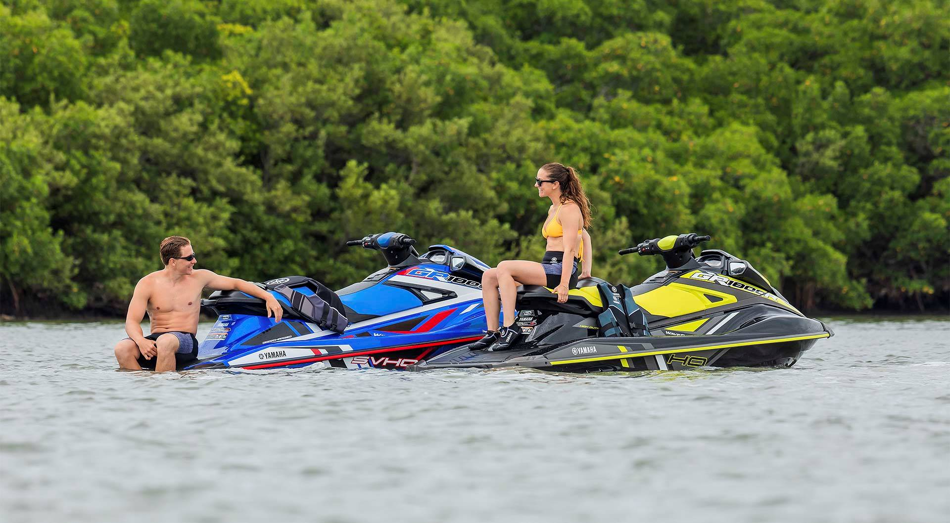 2020 Yamaha GP1800R SVHO in Clearwater, Florida